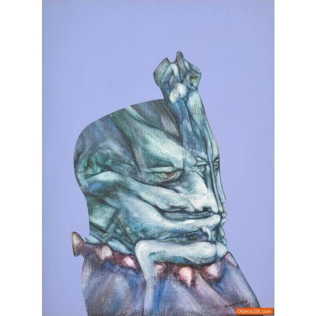 "Work is titled ""Neusordsotos V."" Provenance: Virginia Miller Galleries, Coconut Grove, Florida (1978, copy of receipt..."