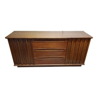 1960s Mid-Century Modern American of Martinsville Credenza Buffet For Sale