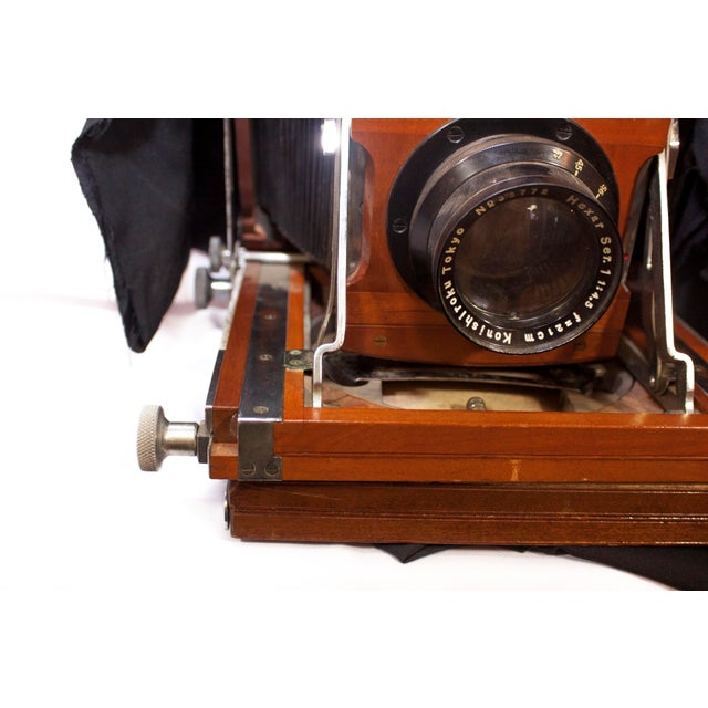 Vintage Konishiroku Tokyo Field Camera For Sale - Image 12 of 13