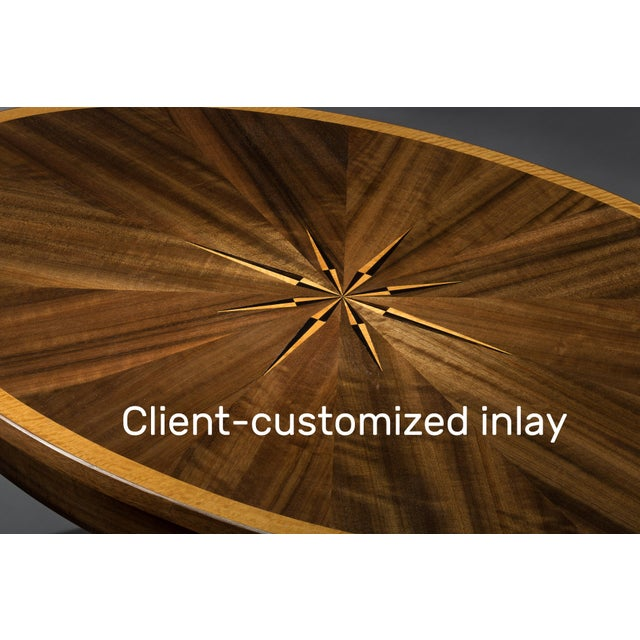 This listing is for a pair of handmade tables from Richard Oedel's Boston studio that started off as a purposely mis-...