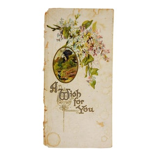 A Wish for You Poetry & Color Lithographs