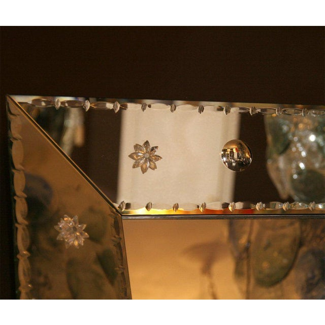 Custom-Made Dot Mirror For Sale - Image 4 of 6