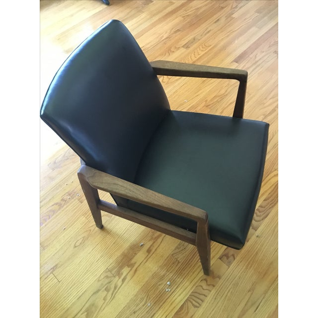 Vintage Art Deco Chair - Image 2 of 3
