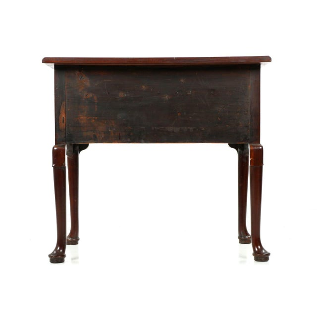 Fine English Georgian Mahogany Lowboy Dressing Table, Circa Late 18th/Early 19th Century - Image 4 of 10