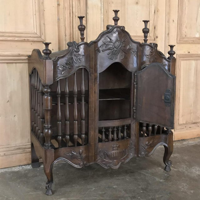 19th Century Country French Provincial Pannetiere For Sale - Image 12 of 13