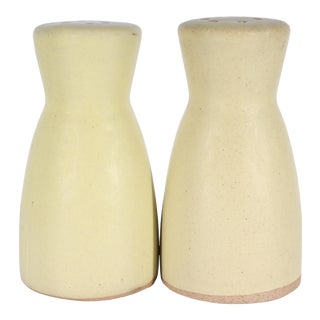 Mid-Century Martz Marshall Studios Salt and Pepper Shakers For Sale