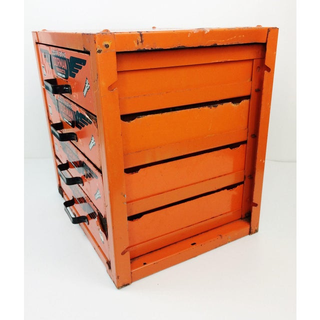 Industrial Dorman Products Bin Drawer Cabinet For Sale - Image 9 of 10