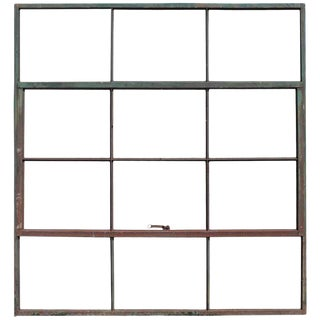 21st Century Factory Casement Metal Window Frame For Sale