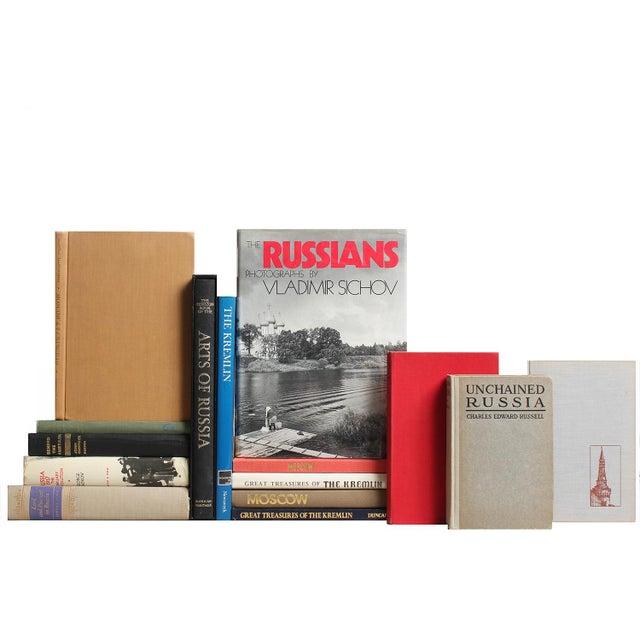 Russian Landmarks & History Books - Set of 15 - Image 1 of 2
