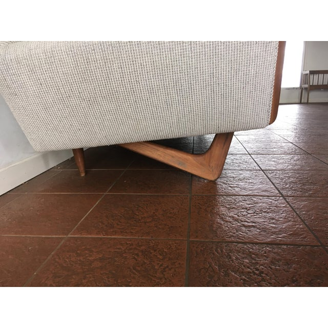 """2000s """"Gondola"""" Sofa by Adrian Pearsall for Craft Associates For Sale - Image 5 of 11"""