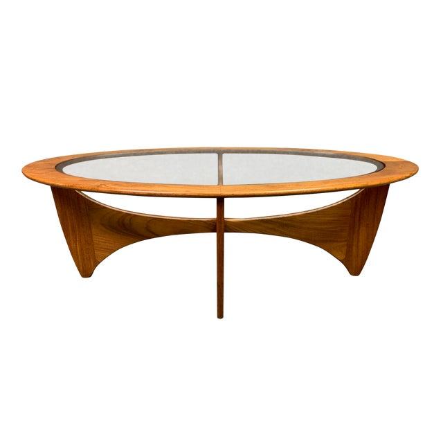 Astro Coffee Table.1960s Mid Century Modern G Plan Teak Astro Coffee Table