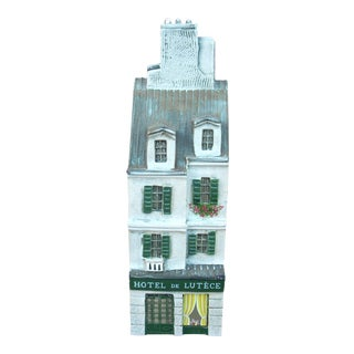 Hotel De Lutece Figurine For Sale