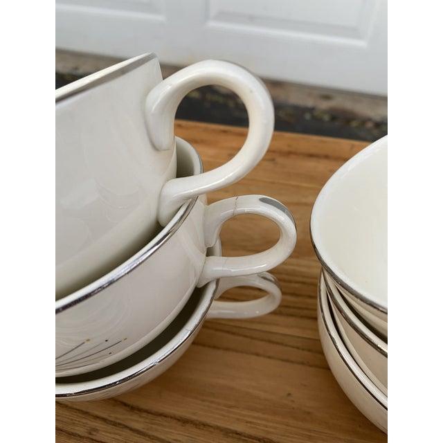 Ceramic Homer Laughlin Modern Star Dishes For Sale - Image 7 of 8
