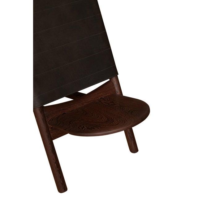 Modern Erickson Aesthetics Slip Chair For Sale - Image 3 of 5
