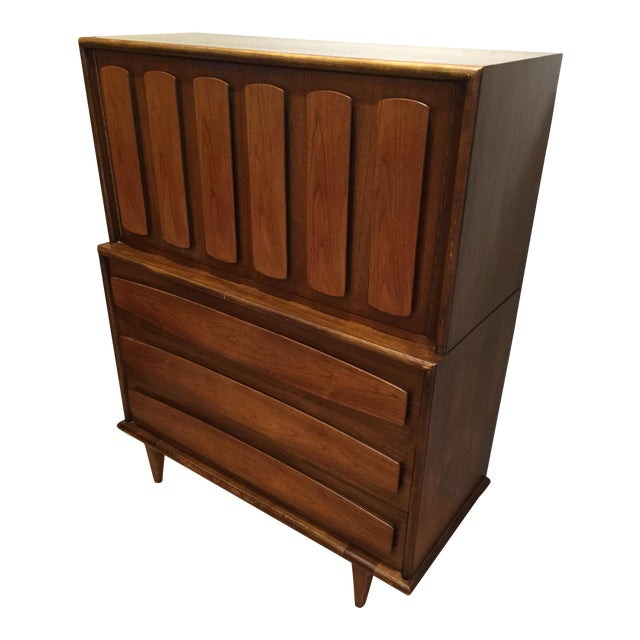 American of Martinsville Mid-Century Dresser Chest - Image 1 of 8