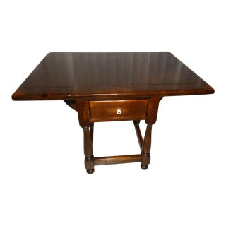 Vintage Used Drop Leaf And Pembroke Tables For Sale Chairish
