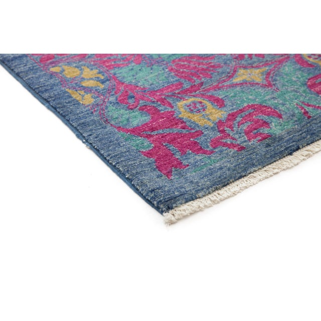 Made in Pakistan. The Arts and Crafts designs made popular by English textile designer William Morris and Scotland's...