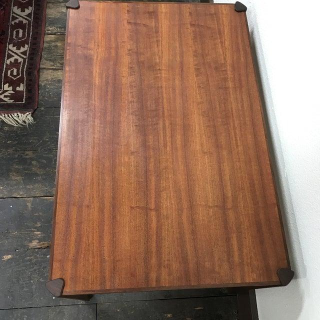 Hans Olsen Danish Modern Teak Side Table For Sale - Image 5 of 10