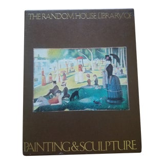 The Random House Library of Painting & Sculpture Books - Set of 4 For Sale