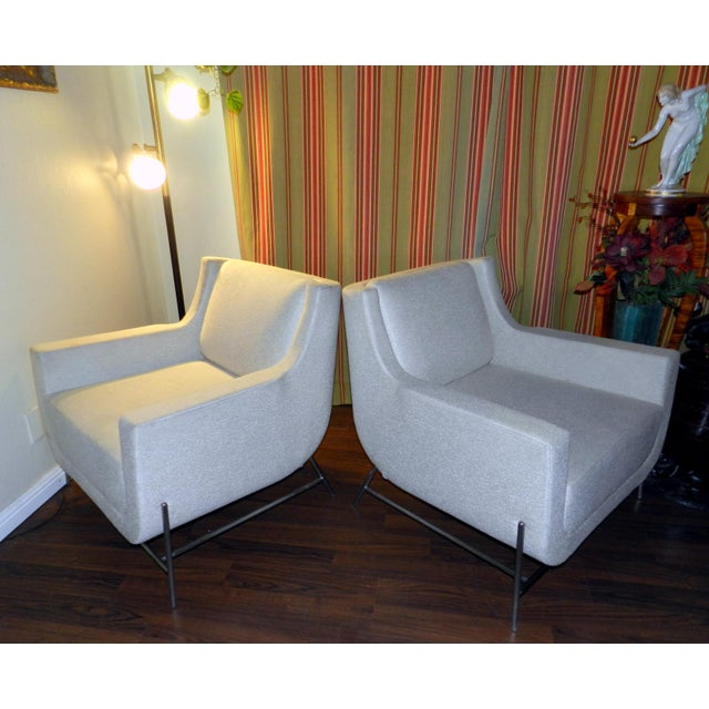 Barbara Barry For Hickory Business Furniture Ski Lounge Chairs A