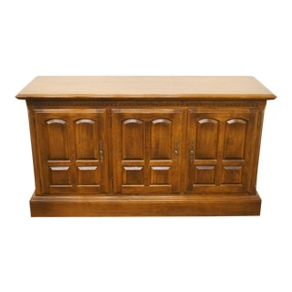 """Ethan Allen Classic Manor 56"""" Buffet / Sideboard For Sale"""