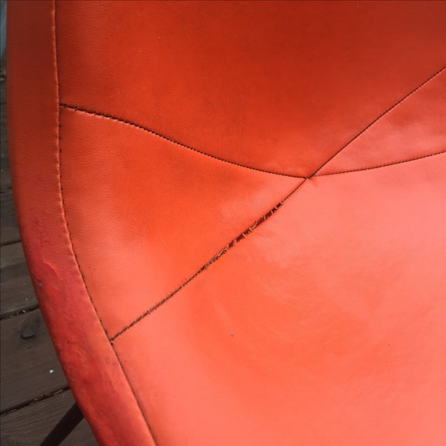 '59 Herman Miller Padded Eames Shell Chairs - Pair - Image 3 of 9