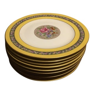 Rosenthal China Dinner Plates - Set of 10 For Sale