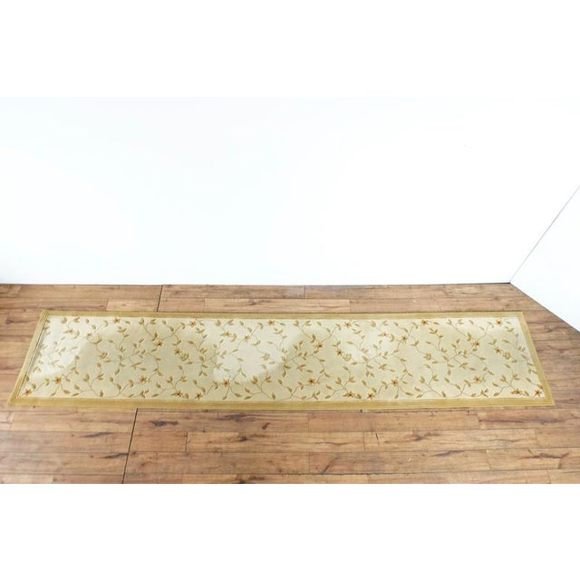 Textile Stanton Wool Runner Rug - 2′7″ × 12′10″ For Sale - Image 7 of 7
