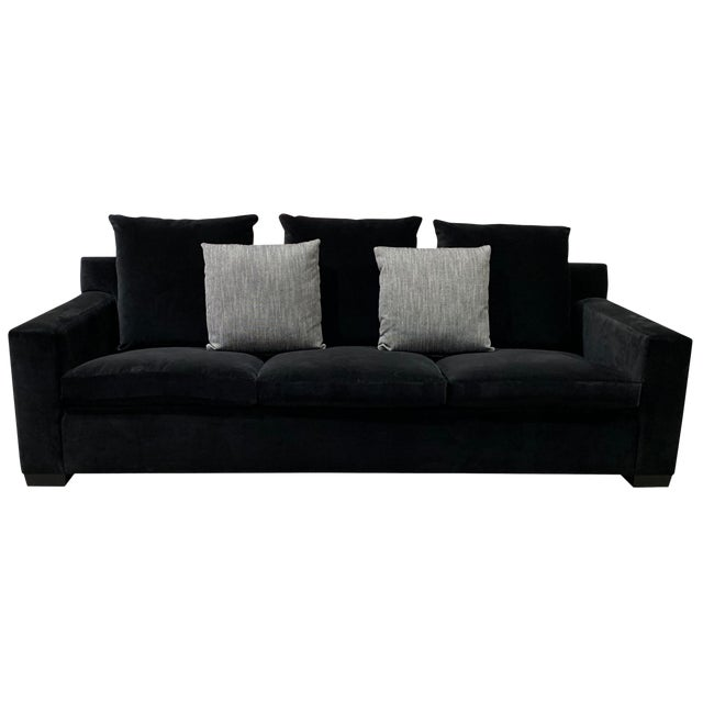 Ralph Lauren Modern Penthouse Sofa For Sale
