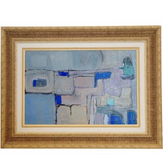 Modernist Abstract Painting