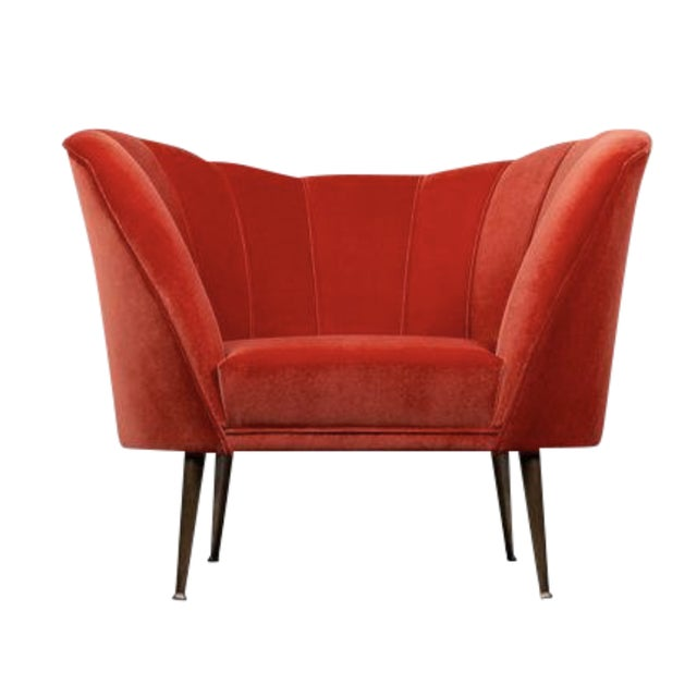 Covet Paris Andes Armchair For Sale - Image 10 of 10