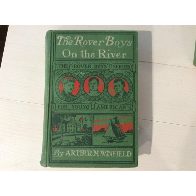 Early 1900s Books: The Rover Boys' Series for Young Americans - Set of 3 - Image 5 of 10