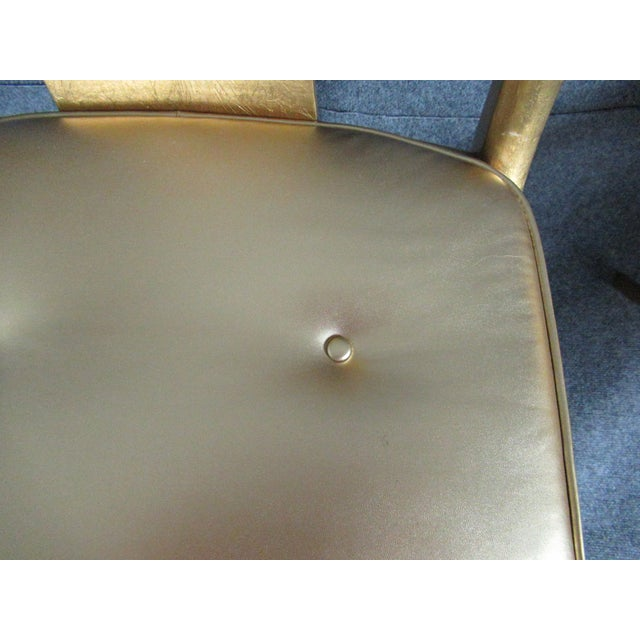 Vintage Mid-Century Modern Klismos Chairs- a Pair For Sale - Image 11 of 13