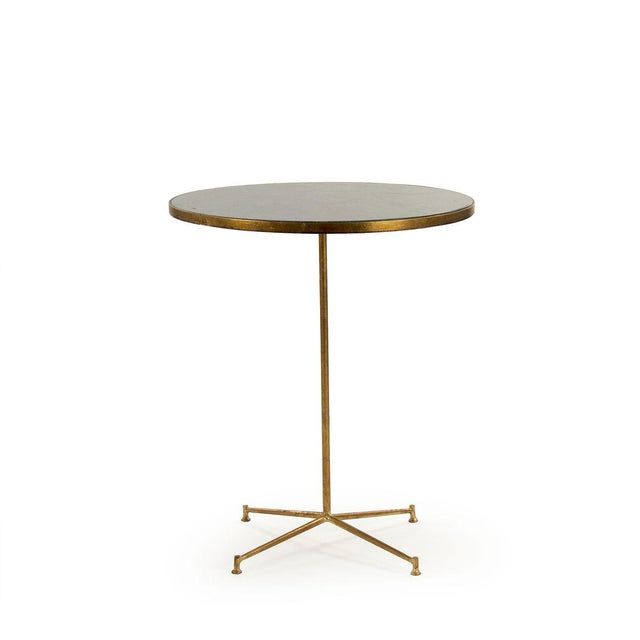 2020s Gosia Side Table in Gold For Sale - Image 5 of 5