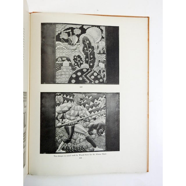 1928 'New Dimensions: The Decorative Arts' Book - Image 7 of 11