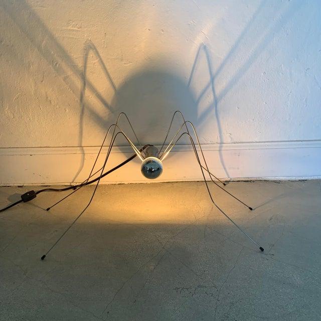 Ingo Maurer Ingo Maurer Ant Floor or Table Lamp For Sale - Image 4 of 10