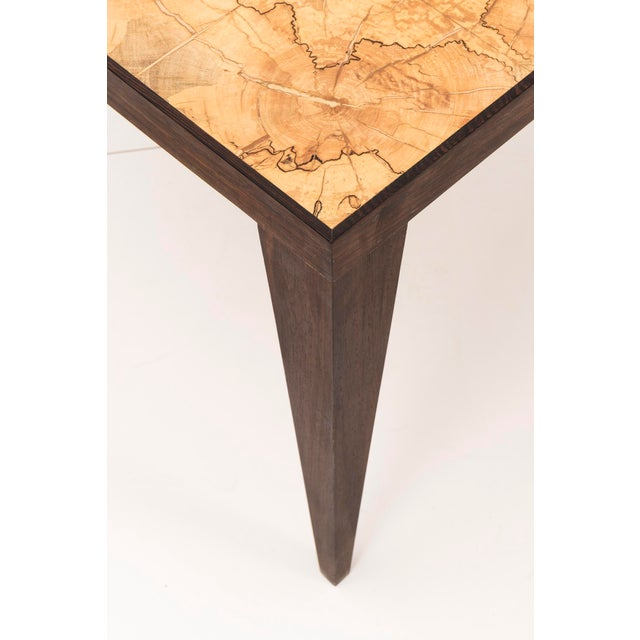 Pair of Roberto Sorrendoguy End Tables For Sale In New York - Image 6 of 7