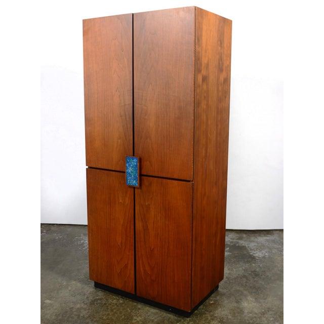 Richard Thompson Stereo Cabinet or Bar by Glenn of California - Image 5 of 11