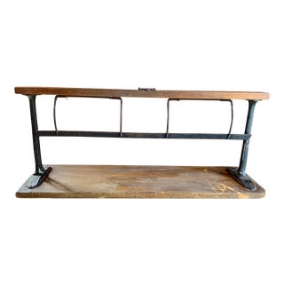 General Store Paper Roll Cutter, Antique For Sale