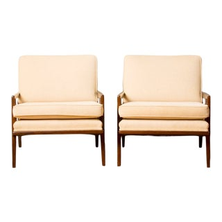 Mid-century Armchairs Designed by Paul Mccobb, Circa 1950 - A Pair For Sale