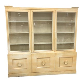 20th Century Tommi Parzinger Cabinet For Sale