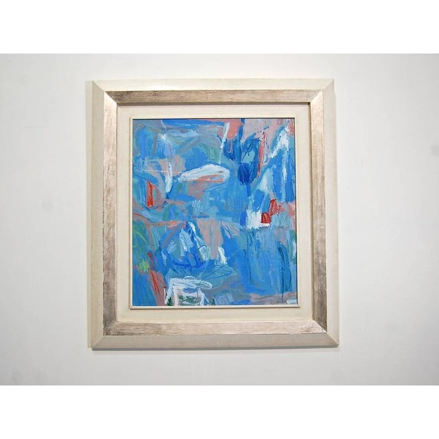 2010s Abstract Contemporary Calamassi Alessandro Italian Painting For Sale - Image 5 of 6