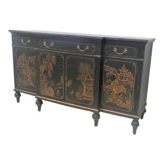 Councill Chinoiserie Sideboard For Sale