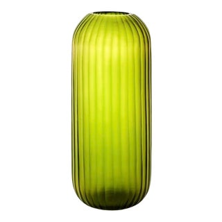Bungalow 5 Radek Vase in Spring Green For Sale