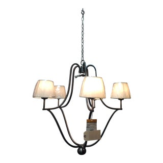 Illuminations Collection Solid Brass Chandelier