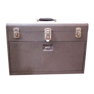 1960's Kennedy Kit Tool Box For Sale