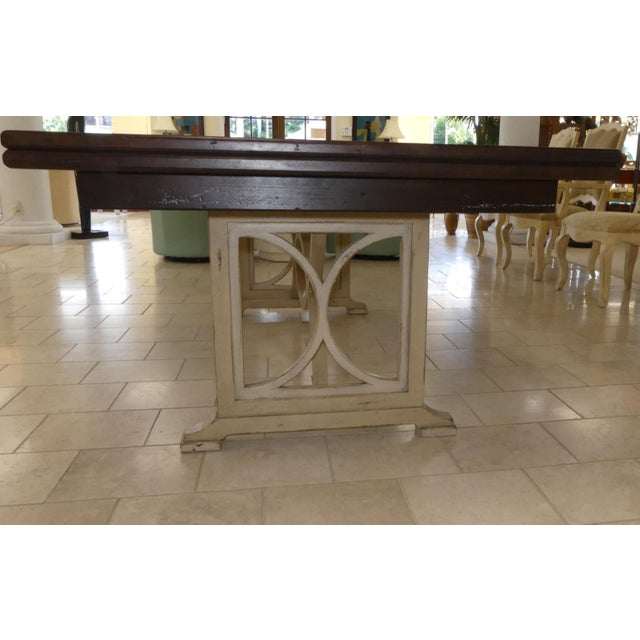 Habersham Tribeca Dining Table For Sale In Miami - Image 6 of 13