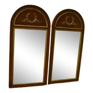 Henredon Regency Mirrors - a Pair For Sale