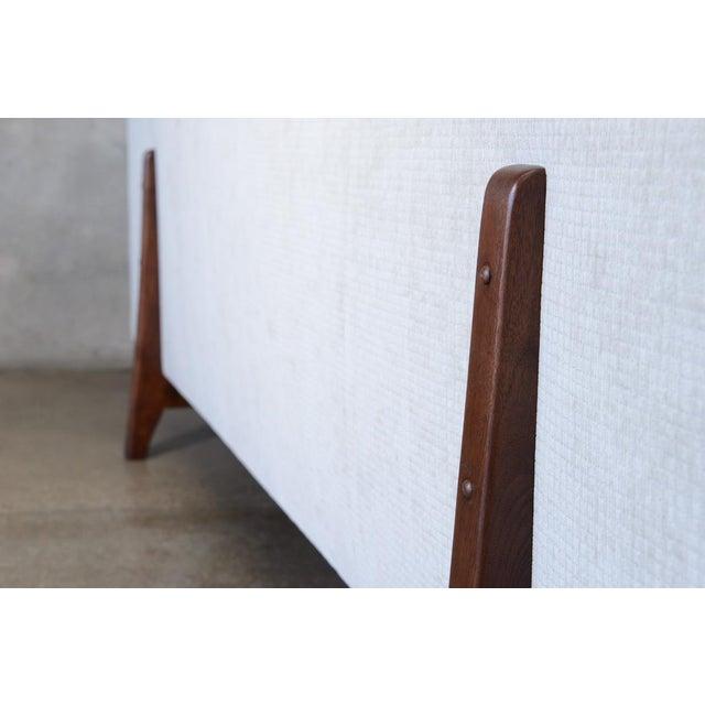 Roger Sprunger for Dunbar Bracket Back Sofa - Image 7 of 9