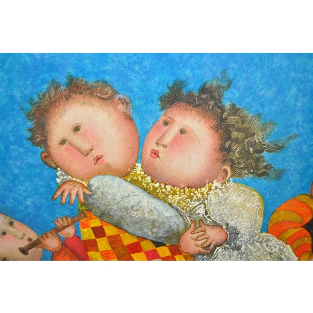 Graciela Rodo Boulanger Signed & Numbered Lithograph c.1980 - Image 4 of 9